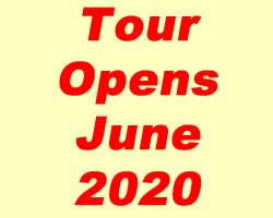 Tour Books June 2020